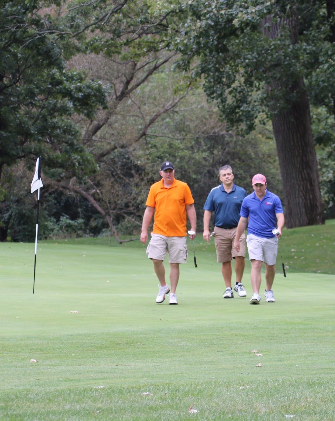 2017 Charity GolfOuting