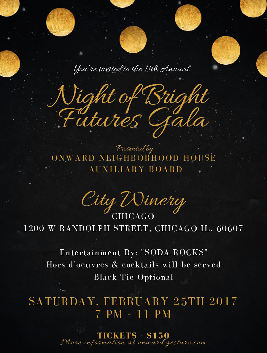 11th Annual Night of Bright Futures Gala